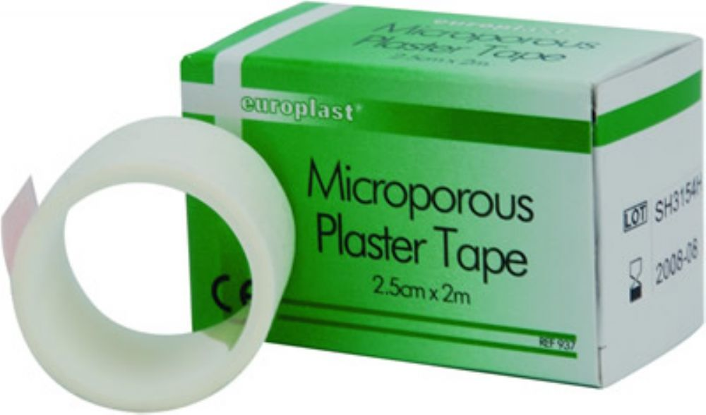 Roll Of Microporous Plaster Tape For First Aid Use